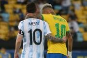 واکنش احساسی نیمار به موفقیت ملی مسی | از باختن متنفرم اما فوتبال منتظر قهرمانی تو بود