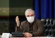 نمکی: قرار نبود واکسن بیاوریم، مجبور شدیم | در هیچ جای دنیا مسئول تامین واکسن وزیر بهداشت نیست