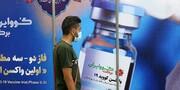 تحویل یک میلیون و ۸۵۰ هزار دوز واکسن کرونای برکت به وزارت بهداشت | آمار تزریق واکسن برکت تا امروز