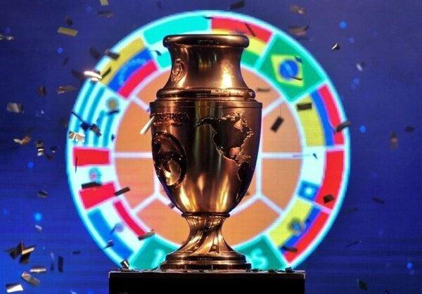 عکس   رونمایی از تیم منتخب کوپا آمریکا با حضور ستارهها