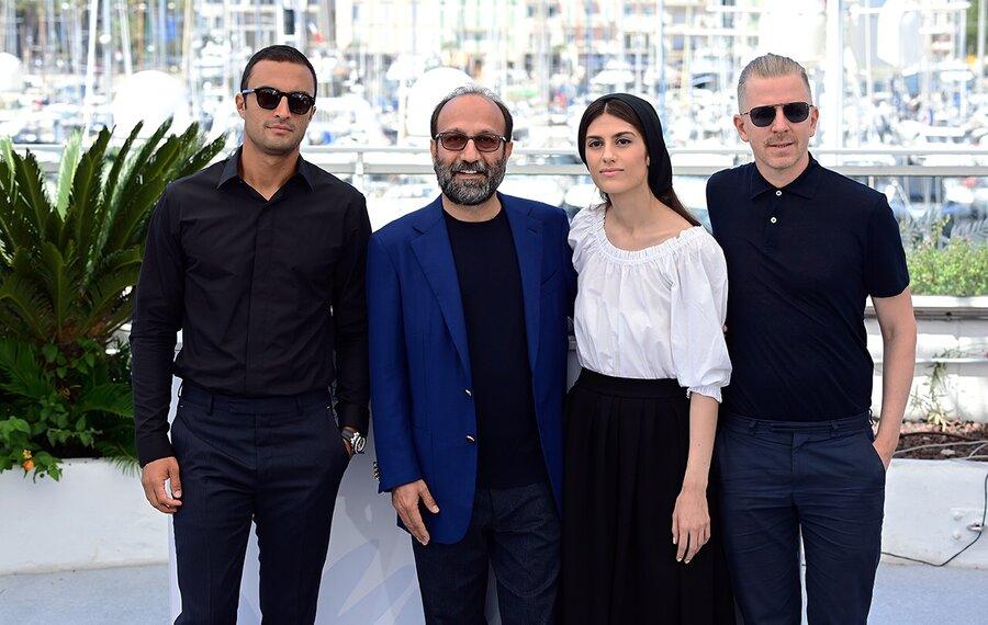 تصاویر | دومین نمایش قهرمان در کاخ جشنواره فیلم کن