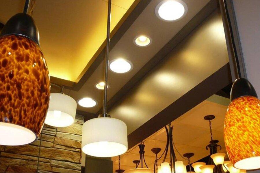 روشنایی خانه - قبض برق - انرژی - لامپ