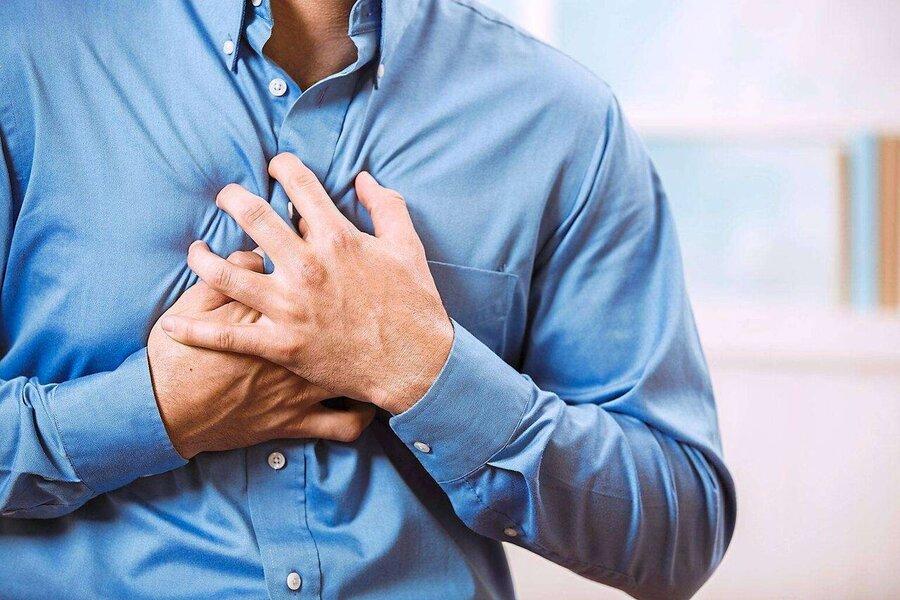 قلب - درد - قفسه سینه