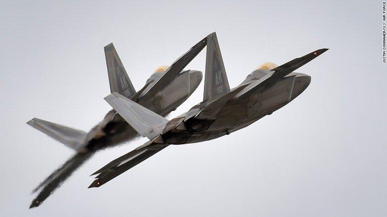 نیروی هوایی آمریکا در مناقشه با چین از چه جنگندههایی استفاده میکند؟