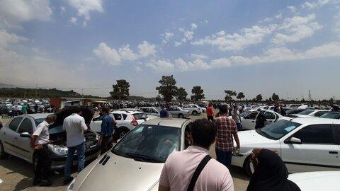 مورد عجیب بازار خودرو! | مشتریان بلاتکلیف و قیمت هایی که بالا می روند + قیمت خودروها