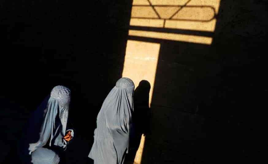 برقع افغانستان
