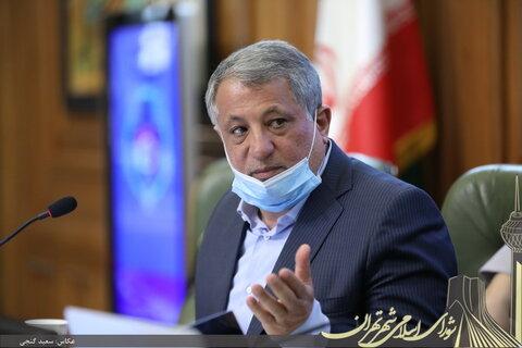 عبور فوتیهای تهران از مرز ۱۵۰ نفر | هاشمی: تعطیلی ۶ روزه تاثیر منفی داشت