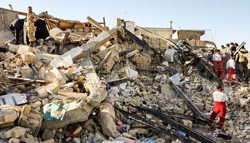 حوادث طبیعی ـ خسارت