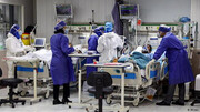 رشد ۲۲ درصدی فوتیهای کرونا در کشور | ۴ استان رکوددار مرگومیر و بستری