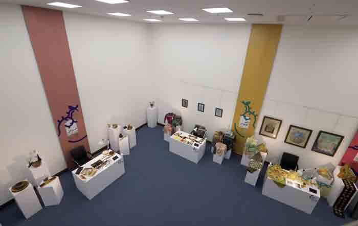 به مهمانیبا شکوه فرهنگ بیا  افتتاح کوشک باغ هنر