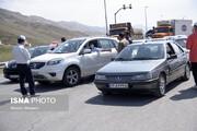 ۵۰۰ هزار تهرانی در تعطیلات با خودرو سفر رفتند