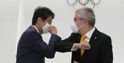 دلیل غیبت شینزو آبه در مراسم افتتاحیه المپیک