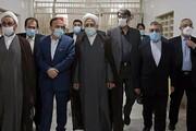بازدید سرزده رئیس قوه قضا از زندان رجاییشهر | هفت دستور ویژه محسنی اژهای برای بهبود وضعیت زندانها و ۲۰۰ درخواست زندانیان از قاضیالقضات