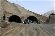 سرعت ساخت آزادراه تهران - شمال کُند شد | مشکل؛ کمبود سیمان