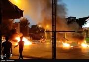 یک کشته و ۷ مجروح در ناآرامیهای الیگودرز | مجروح شدن چند مامور پلیس در پی سنگپرانی افراد