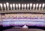 المپیک توکیو؛ ضعیف ترین افتتاحیه در ۳۰ سال گذشته