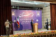 ویدئو | اعتراض به جهانگیری در جلسه سران قبایل خوزستان