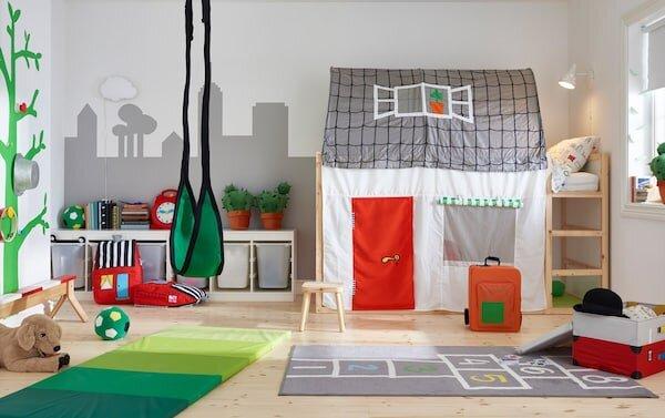 اتاق کودک - kids bedroom
