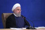 روحانی: در طول ۸ سال، حقوق کارمندان ۵ برابر، حقوق بازنشستهها ۷ برابر و حقوق مستمریبگیران ۱۲ برابر شد