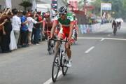 پایان تلخ سعید صفرزاده در  مسابقات دوچرخه سواری المپیک
