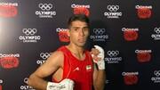 المپیک توکیو | دانیال شهبخش قهرمان آفریقا را به زانو درآورد