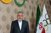 رئیس کمیته ملی المپیک: طلای فروغی کام ملت ایران را شیرین کرد