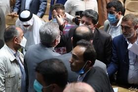تصاویر | خشم و محبت سران قبایل خوزستان به وزیر نیرو