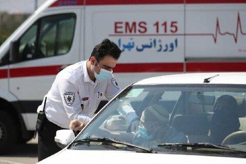 آغاز طرح ضربتی واکسیناسیون کرونا توسط نیروهای اورژانس تهران