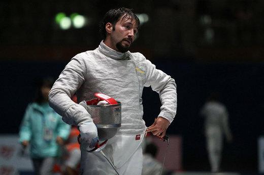 حذف عابدینی و رهبری از مسابقات شمشیربازی المپیک توکیو