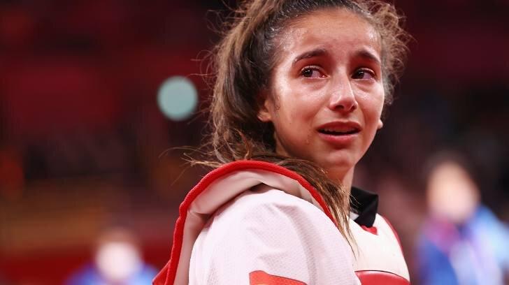تصاویر   بلایی که تکواندوکار ۱۷ ساله اسپانیایی سر قهرمان چینی با دو طلای المپیک آورد