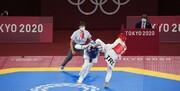 المپیک توکیو | شکست ناهید کیانی برابر کیمیا علیزاده | سکوت سرد بعد از رقابت دو ایرانی