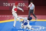 کیمیا علیزاده به مدال برنز المپیک نرسید