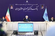 گلایههای روحانی از مجلس و مجمع تشخیص مصلحت نظام  | برخی جاها اختیارات از دست دولت خارج بود