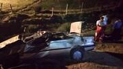 تصادف در جاده کرمانشاه ـ اسلامآبادغرب ۳ فوتی بر جا گذاشت