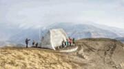 صعود به قله آسیاب باد