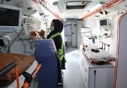 آمادگی سایت ۱۲۰ تختخوابی اورژانس گیلان در پیک پنجم کرونا