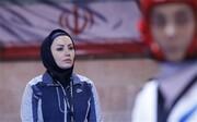 مربی تیم ملی تکواندوی بانوان: تقابل کیانی و علیزاده مشکوک بود | نمی توانم بگویم چه بر من گذشت!