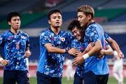 فوتبال المپیک ۲۰۲۰ | صعود ژاپنیها با شکست مکزیک