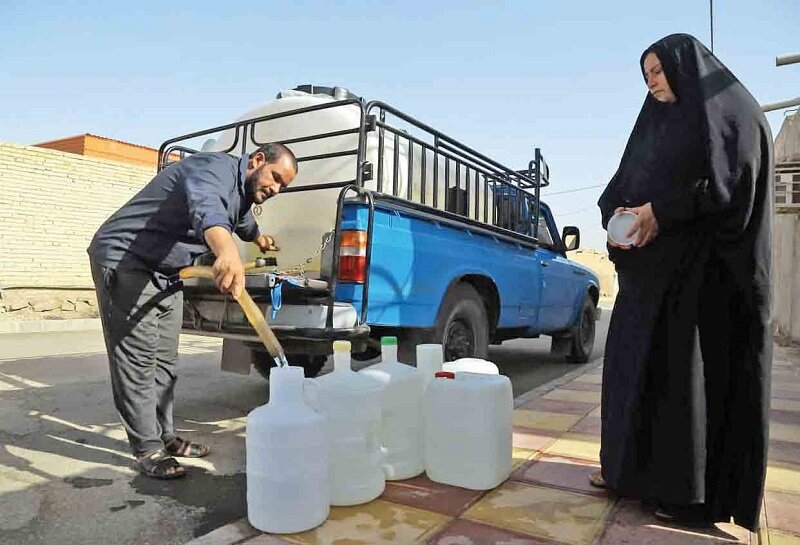 آب- خوزستان