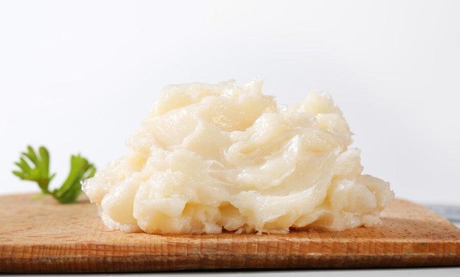 روغن دنبه - Clarified butter