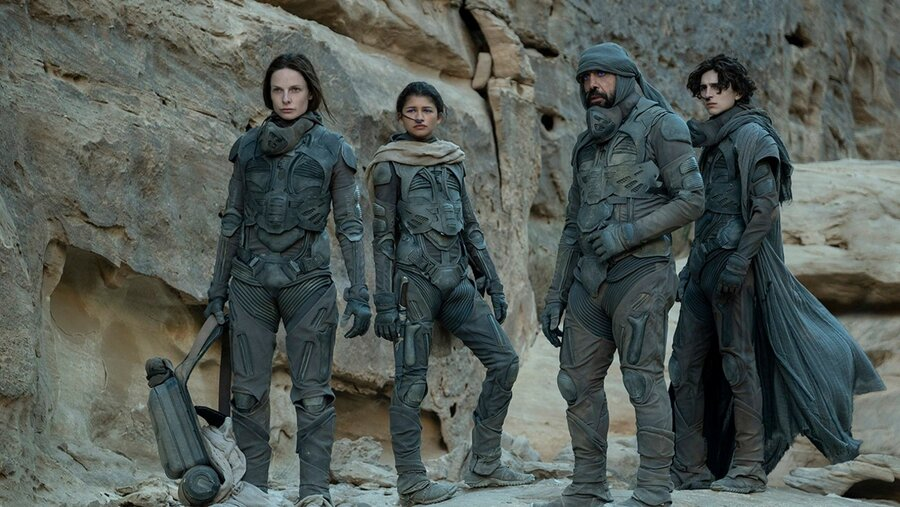 جنگ بر سر جاودانگی، پیشگویی و طیالارض | «تلماسه» اقتباسی سینمایی از یک شاهکار علمی تخیلی