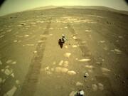 بالگرد «نبوغ» ناسا دهمین پروازش را در مریخ انجام داد