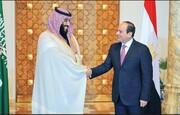 پای مصر در کفش عربستان