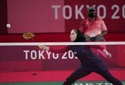 ثریا آقایی پس از  صعود در المپیک: میخواهم این رویا را ادامه بدهم
