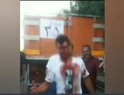 ویدئو | ضرب و شتم یک دستفروش توسط ماموران سد معبر | شهردار مراغه از دستفروش مضروب عذرخواهی کرد