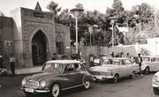 تصاویر | موزه پلیس راهور تهران افتتاح شد | اولین گواهینامه رانندگی، اولین کروکی تصادف و اولین اتومبیل در ایران