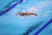 بالسینی رکورد شنای پروانه ایران در ۲۰۰ متر را شکست
