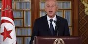 قیس سعید: ۴۶۰ نفر ۵ میلیارد دلار از پول های مردم تونس را دزدیدند