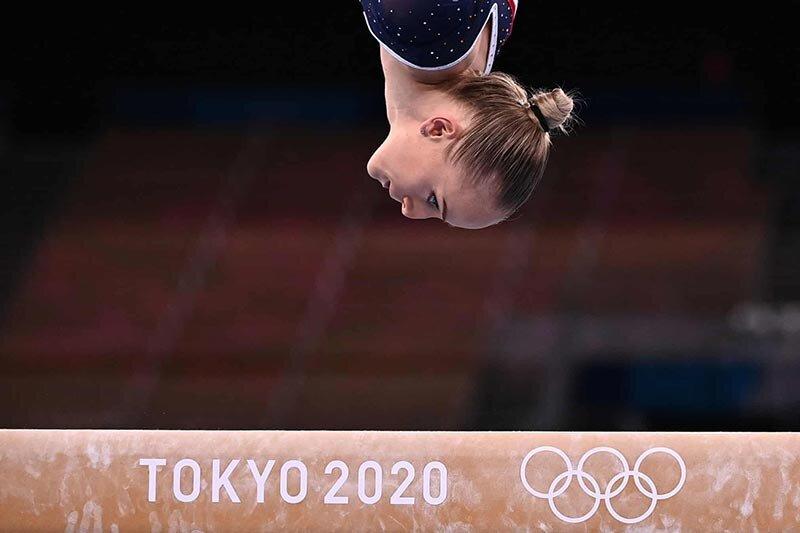 المپیک توکیو | بهترین تصاویر روز دوم رقابتها