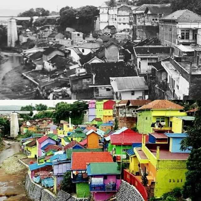 جودیپان قبل و بعد از بازسازی